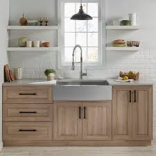 stainless apron sink. Plain Apron Pekoe 33x22inch Stainless Steel Apron Sink On R