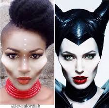 we have always known rapper eva alordiah wasn t all about makeup has always been her second love and she goes way back with it but the high crooner