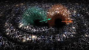 Descubren el agujero negro más masivo capaz de generar ondas gravitaciones  en el espacio-tiempo - AS.com