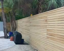 horizontal wood fence panels. Horizontal Privacy Fence Stacked Panels . Wood