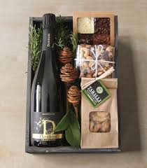 sparkling crate winston flowers gourmet gift collection