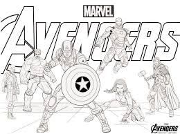 Avengers Drawing At Getdrawingscom Free For Personal Use Avengers