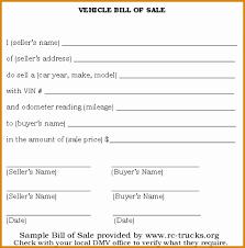 Printable Bill Of Sale Car Florida Download Them Or Print