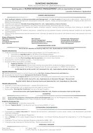 Sample Hr Resumes Sample Hr Resumes Human Resource Generalist Resume ...