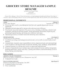 Supermarket Cashier Resume Gorgeous Grocery Store Resume Job Description Cashier Resumes Grocery Store