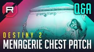 Destiny 2 Menagerie Recipes Chart Contoh Soal Dan Materi