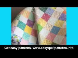 basic quilt patterns for beginners free easy scrap quilt block ... & basic quilt patterns for beginners free easy scrap quilt block patterns Adamdwight.com