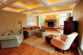 lighting for large rooms. A Mixture Of Sconce And Rope Lighting Is Used To Point As Much Light Possible For Large Rooms R