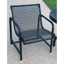 metal outdoor patio furniture. Outdoor Patio Chair - Expanded Metal Mesh. Availability: Build To Order. This Furniture
