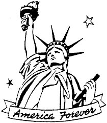 Small Picture Free Patriotic Coloring Pages from SherriAllencom