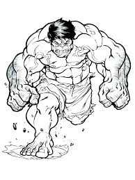 Incredible Hulk Coloring Page Hulk Coloring Pictures Hulk Printable