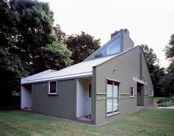 postmodern architecture homes. The Vanna Venturi House, One Of First Prominent Works Postmodern Architecture Movement, Is Located In Suburban Neighborhood Chestnut Hill Homes H