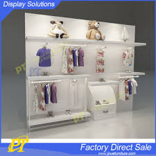 Baby Clothes Display Stand Mdfchildren Clothes Display ShelfClothing Display Stands For Baby 33