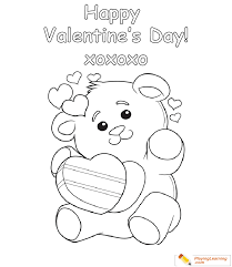 Besides being fun for the kids to color, when they're done they make great gifts for. Valentine Day Coloring Page 13 Free Valentine Day Coloring Page