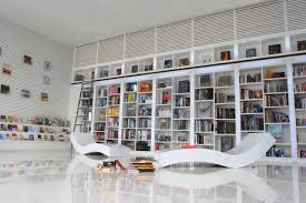 Contemporary Home Library Contemporary ...