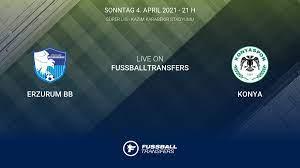 Erzurum BB vs Konya (1-2) 32. Spieltag Süper Lig 2020/2021 4/4 im Liveticker
