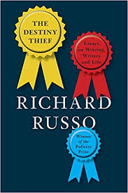 the destiny thief essays on writing writers and life richard the destiny thief essays on writing writers and life richard russo 9781524733513 com books