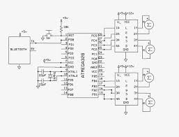 Emerging technologies bluetooth controlled robot circuit diagram cat 5 wiring color diagrams arctic cat wiring diagrams