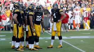 Iowa Hawkeyes Depth Chart Sizing Up Iowas 2019 Football Depth Chart Post Signing Day