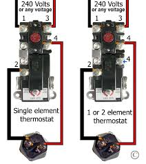 electric hot water heater thermostat wiring diagram new 48 best electric hot water heater wiring of