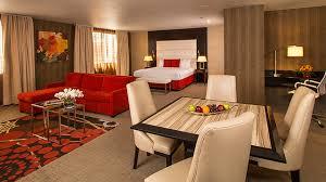 Summit Studio Suite Hotel Room at Grand Sierra Resort