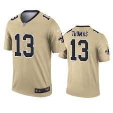 Jersey Gold Legend Saints Inverted Men's Thomas Michael aefddccdf|NFL Fan Or Bandwagoner?