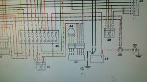 2001 triumph tt600 wiring diagram triumph forum triumph rat this image has been resized click this bar to view the full image