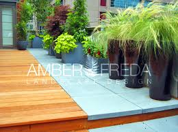 Small Picture Tribeca Roof Deck Garden NYC Amber Freda Landscape Design