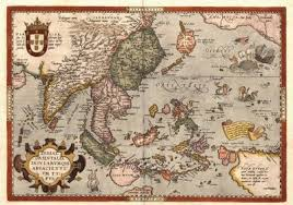 sea monster world map. Modren Monster Explore Beautiful Old World Regional Maps In New UW Libraries Digital  Collection And Sea Monster World Map