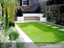 Modern Backyard Design Property Impressive Design Ideas