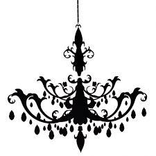 black chandeliers latest trend we love sayeh pezeshki la brand in and white chandelier design 13