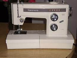 kenmore sewing machine models. tell me also what your experiance is with this machine. never had a kenmore my first. sewing machine models e
