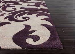 lovable purple area rugs jaipur blue aloha hand tufted abstract pattern wool art silk ivory