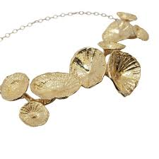 Talya Designs Made In Turkey Myrobalan Seashell Necklace