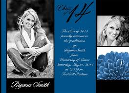 Graduation Invitations With Some Beautification For Your Graduation