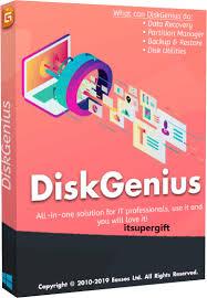 DiskGenius Professional Crack 5.1.0.653 With License Key Free Download