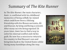 the kite runner and ldquo a poison tree rdquo comparisons of literary elements summary of the kite runner