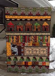 The 25+ best African quilts ideas on Pinterest | Quilting patterns ... & African fabric quilt by Diane Fulton Adamdwight.com