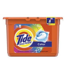 <b>Капсулы</b> для <b>стирки Tide</b> 3 в 1 Pods <b>Color</b> | Отзывы покупателей