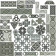 Celtic Pattern Enchanting Collection Of 48 Celtic Knot Patterns