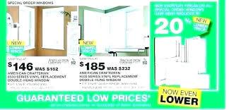 American Craftsman Window Size Chart American Craftsman Windows Sizes Size Chart N Kijisakusei Info