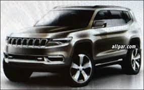 jeep new models 2018.  new this new 52 cuv seven seats was originally thought to be an extended  cherokee but now it appears that has become a separate model for jeep models 2018