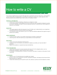 How To Develop A Resume For Job 24 How To Write Cv For Job Application Basic Job Appication Letter 15