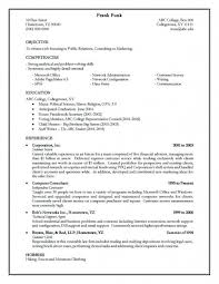 Form Cv How To Make A Simple And Effective Resume Form C V Hubpages