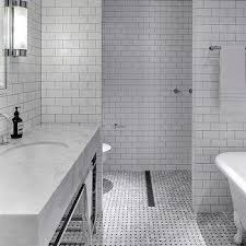 bathroom subway tile floor. Bathroom Subway Tiles Tile Floor F