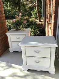 Shabby chic nightstand Vintage Cottage Style Nightstands Coastal Cottage Or French Country These Beach Inspired Shabby Chic Drawer Pure White Over Country Red Nightstands Night Stands Theplanmagazinecom Cottage Style Nightstands Coastal Cottage Or French Country These