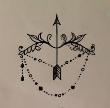 Ornamental Victorian Sagittarius Tattoo Ideas Tatoo