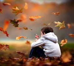 Wallpaper : sunlight, leaves, children ...