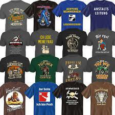 Witzige Sprüche In Herren T Shirts Günstig Kaufen Ebay
