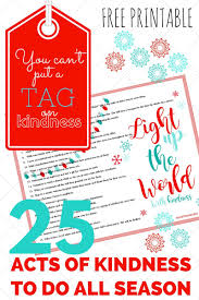 Kindness Christmas Lights Light Up The World 25 Ways To Spread Community Kindness